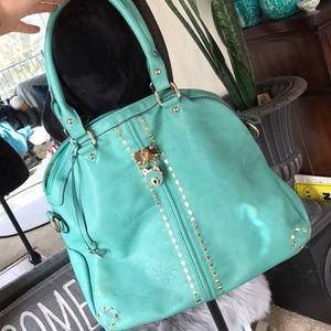 🍂5/$25🍂Mint colored Handbag